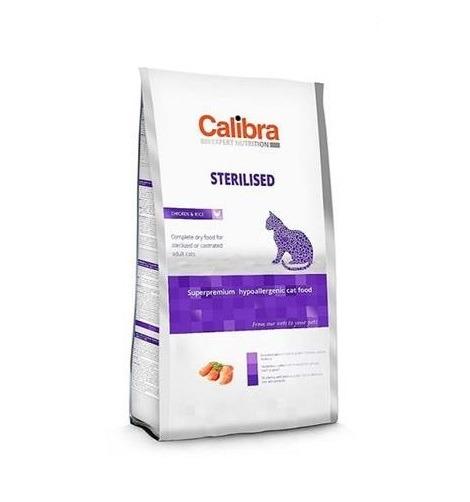 Calibra Sp Dry Cat Expert Nutrition Sterilised Chicken 7kg - Calibra - Spdry Cat Expert Nutrition Sterilised Chicken