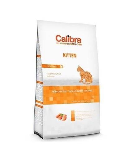 Calibra Sp Dry Hypoallergenic Kitten Low Grain Chicken 2kg - Calibra - Sp Dry Ha Kitten Low Grain Chicken