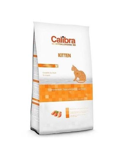 Calibra Sp Dry Hypoallergenic Kitten Low Grain Chicken 400g - Calibra - Sp Dry Ha Kitten Low Grain Chicken