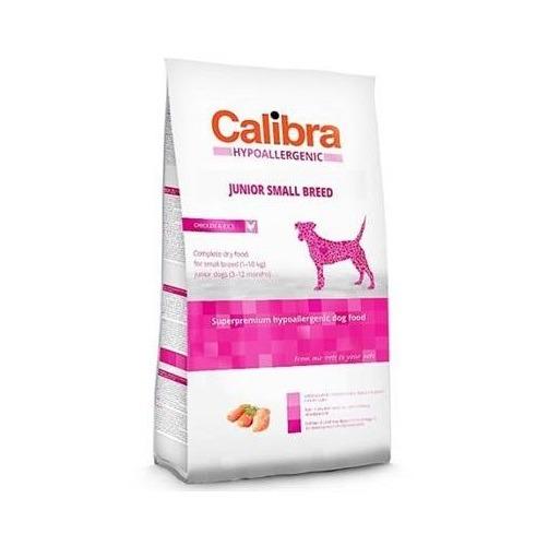 Calibra Sp Dry Low Grain Dog Hypoallergenic Junior Small Breed Chicken 7kg 1 - Calibra - Sp Dry Low Grain Dog Ha Small Breed Chicken