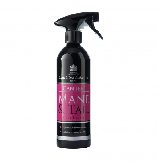 Canter Mane Tail 500ml scaled - Carr & Day & Martin - Canter Mane & Tail Conditioner (500 ml)