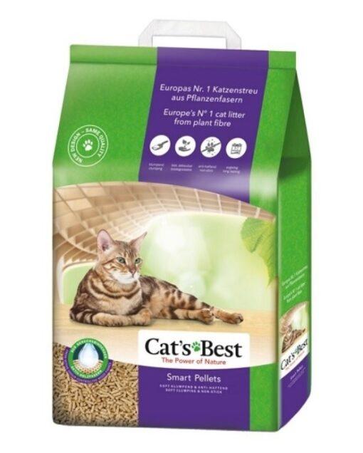 Cats Best Smart Pellets 10L - Cat's Best - Smart Pellets (5KG)