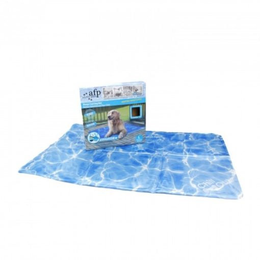 Chill Out Always Cool Dog Mat L1 - Chill Out Always Cool Dog Mat - Large