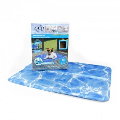Chill Out Always Cool Dog Mat M - Chill Out Always Cool Dog Mat - Medium
