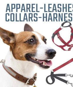 Apparel - Leashes - Collars - Harnesses Etc