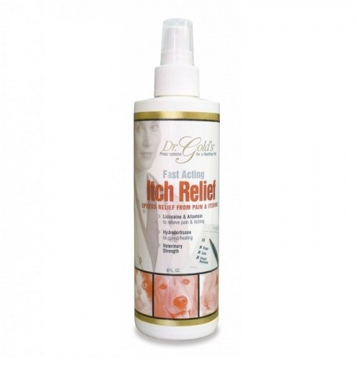 Dr Gold Itch Relief
