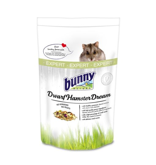Dwarf Hamster Dream - Bunny Nature - Dwarf Hamster Dream Expert 500g