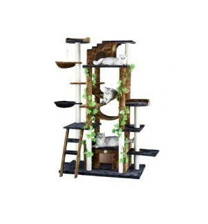 """F2090 - 77"""" Forest Cat Tree"""