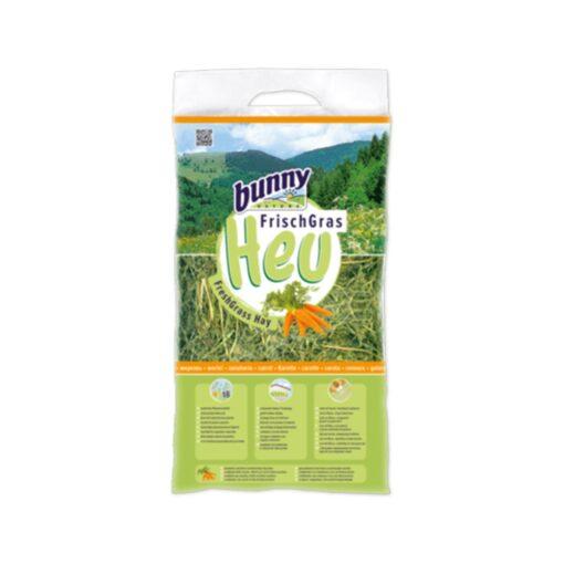FreshGrass Hay Carrots - Bunny Nature - FreshGrass Hay Carrots 500g
