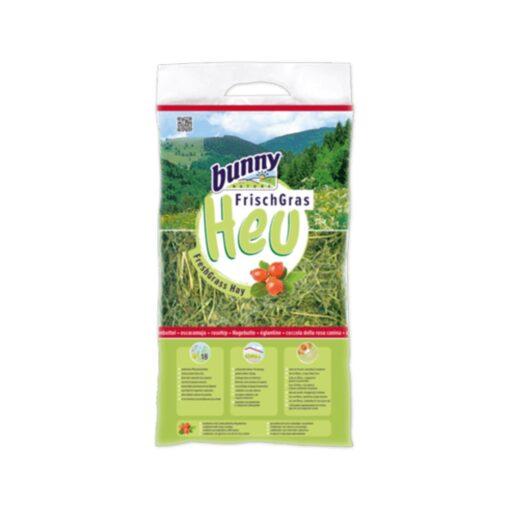 FreshGrass Hay Rosehip 500g - Bunny Nature - FreshGrass Hay Rosehip 500g