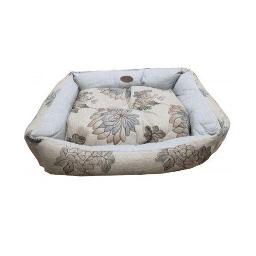 Catry Pet Cushion - printed gray