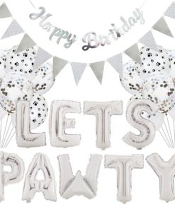 Hanz & Oley party pack silver