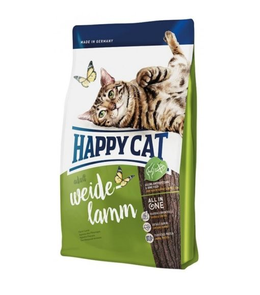 Happy Cat Adult Weide Lamm - Happy Cat - Adult Weide Lamm (Farm Lamb)