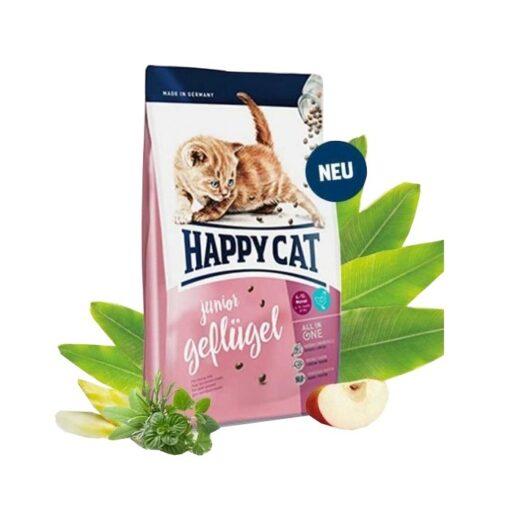 Happy Cat Junior Geflugel 2 - Happy Cat - Junior Geflugel