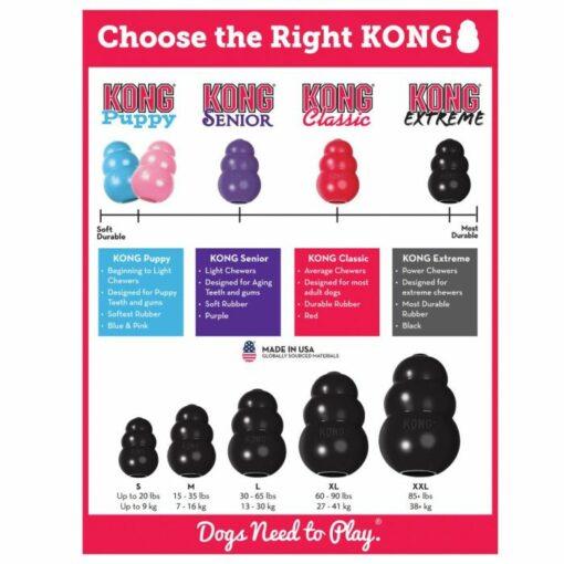 KONG Extreme XX Large 3 - Kong - Extreme Dog Toy