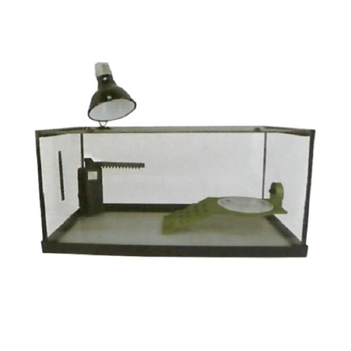 Kw Glass Turtle Tank With Rl101