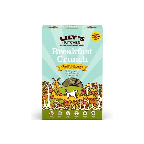 Lilys Kitchen - Breakfast Crunch