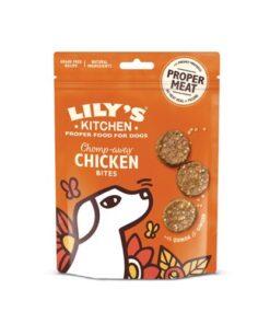 Lilys Kitchen - Chomp-Away Chicken Bites