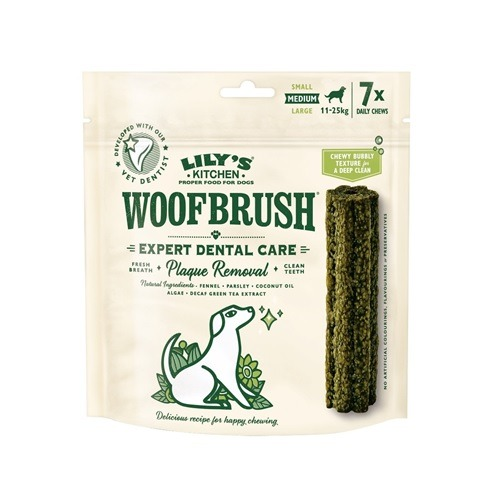 Lilys KitcheWoofbrush Dental Chew-7