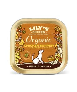 Lilys Kitchen-Organic Chicken Supper-150g