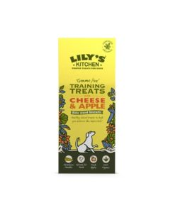 Lilys Kitchen - Training Treats with Cheese & Apple