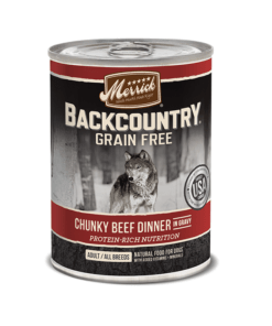Backcountry Chunky Beef Recipe