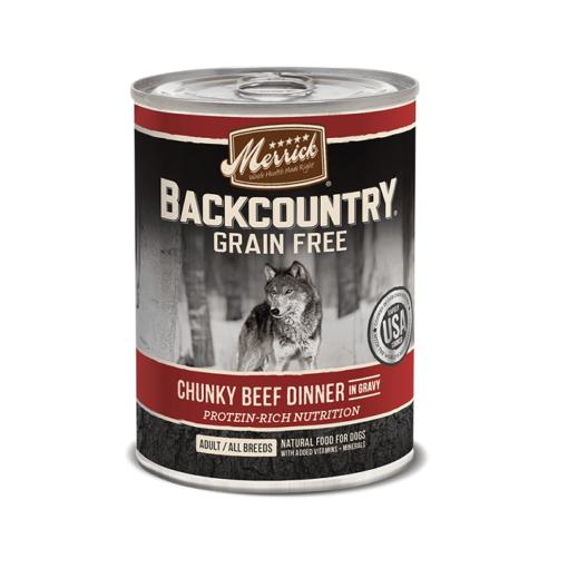 Backcountry Chunky Beef Recipe