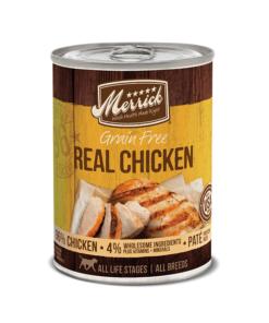 Grain Free Real Chicken