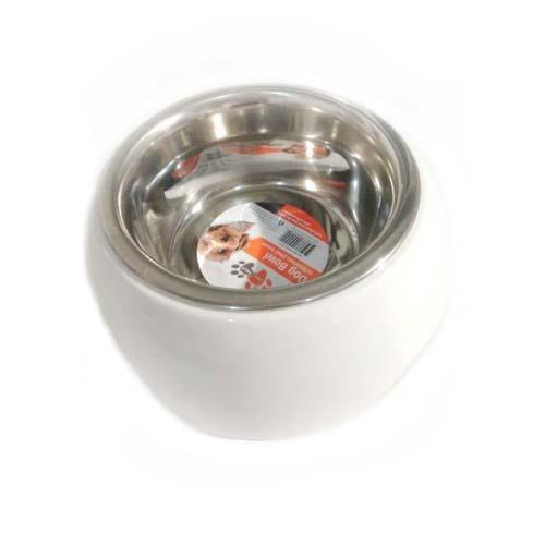Melamine Bowl With Steel