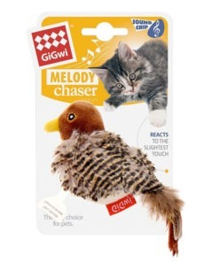 Melody Chaser (Bird) with Motion Activated Sound Chip