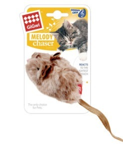 Melody Chaser (mouse) with motion Activated Sound Chip