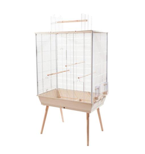 Neo Jili Bird Cage Beige - Zolux - Neo Jili Bird Cage XL Beige