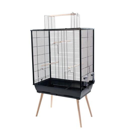 Neo Jili Bird Cage XL Black - Zolux - Neo Jili Bird Cage XL Black