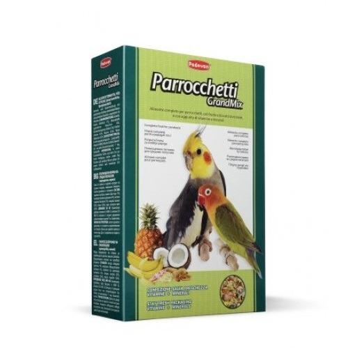 PP00278 500x500 1 - Padovan - Grandmix Parrocchetti 400g