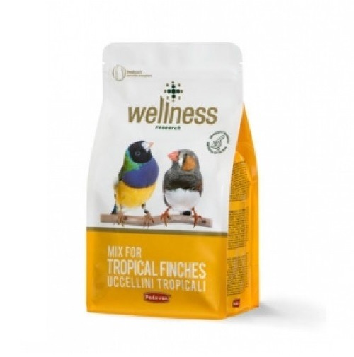 PP00673 welness - Padovan - Wellness Tropical Finches