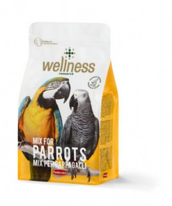 Welness Parrots 750gm