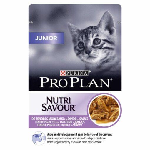 Pro Plan Cat Turkey 85g 43732815 wet 1 e1565097645261 - Purina Pro Plan - Junior Cat (Turkey)