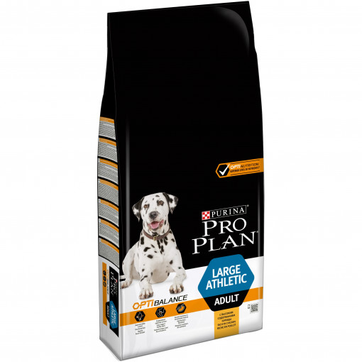 Pro Plan Dog Large Adult Athletic Rich in chicken 14kg 43916822 - Purina Pro Plan - Large Athletic Adult Dog (Chicken)