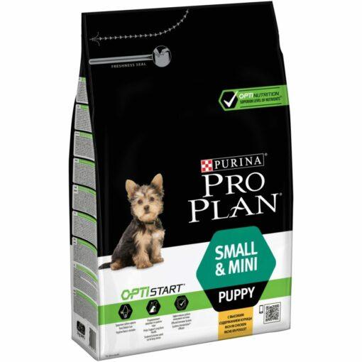 Pro Plan Dog Small Mini Puppy Chicken 3kg 43744150 e1565124581450 - Purina Pro Plan - Small Mini Puppy Chicken