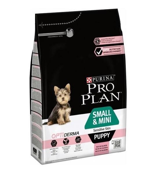 Purina Pro Plan Small Mini Puppy Sensitive Dog - Purina Pro Plan Small & Mini Puppy Sensitive Skin 3kg