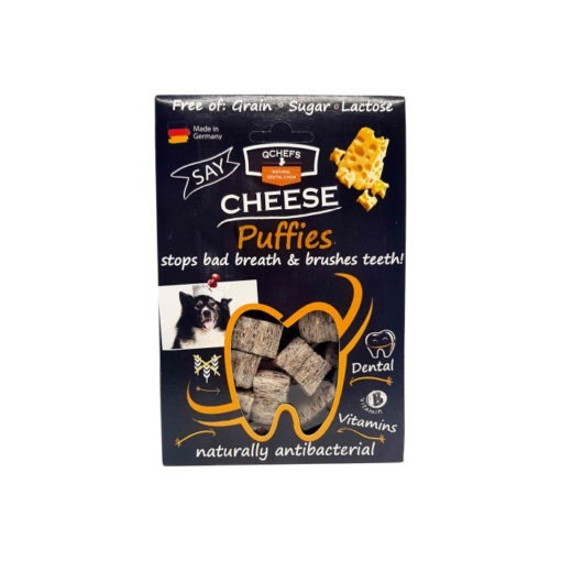 Qchefs Cheese Puffies