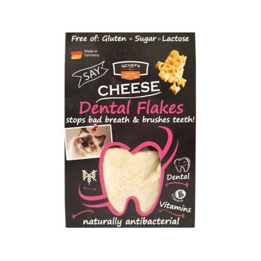 Qchefs Dental Flakes Treats