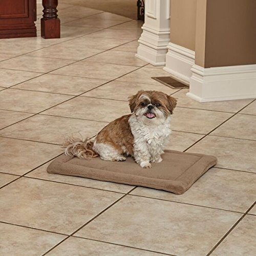 QuietTime Micro Terry Pet Bed 1 - Midwest Homes - Deluxe Micro Terry Pet Bed