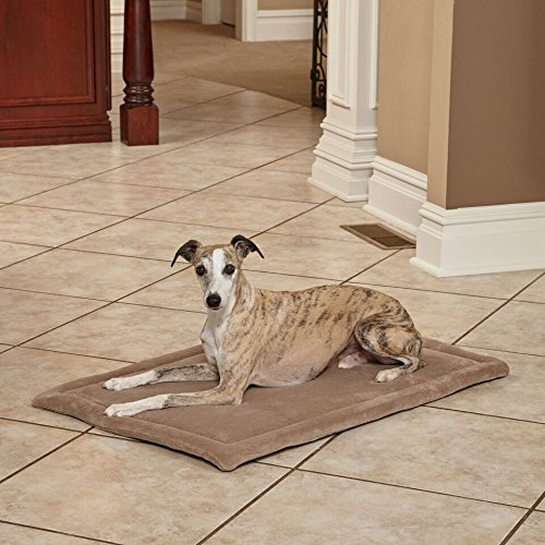 QuietTime Micro Terry Pet Bed 3 - Midwest Homes - Deluxe Micro Terry Pet Bed
