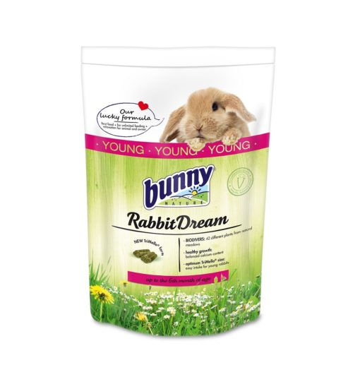 Rabbitdream Young - Bunny Nature - Rabbit Dream Young 750g