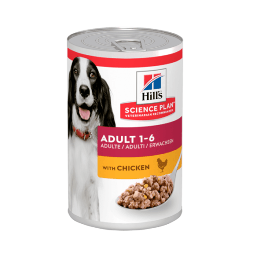 Science Plan Canine Adult Savoury Canine - Hill's Science Plan - Science Plan Canine Adult Savoury Canine w/Chicken