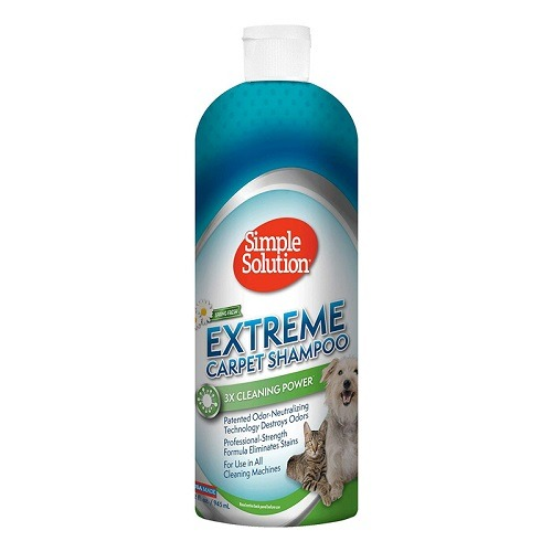 Simple Solution Extreme Carpet Shampoo 1 - Simple Solution Extreme Carpet Shampoo Pet Stain and Odor Remover 1L