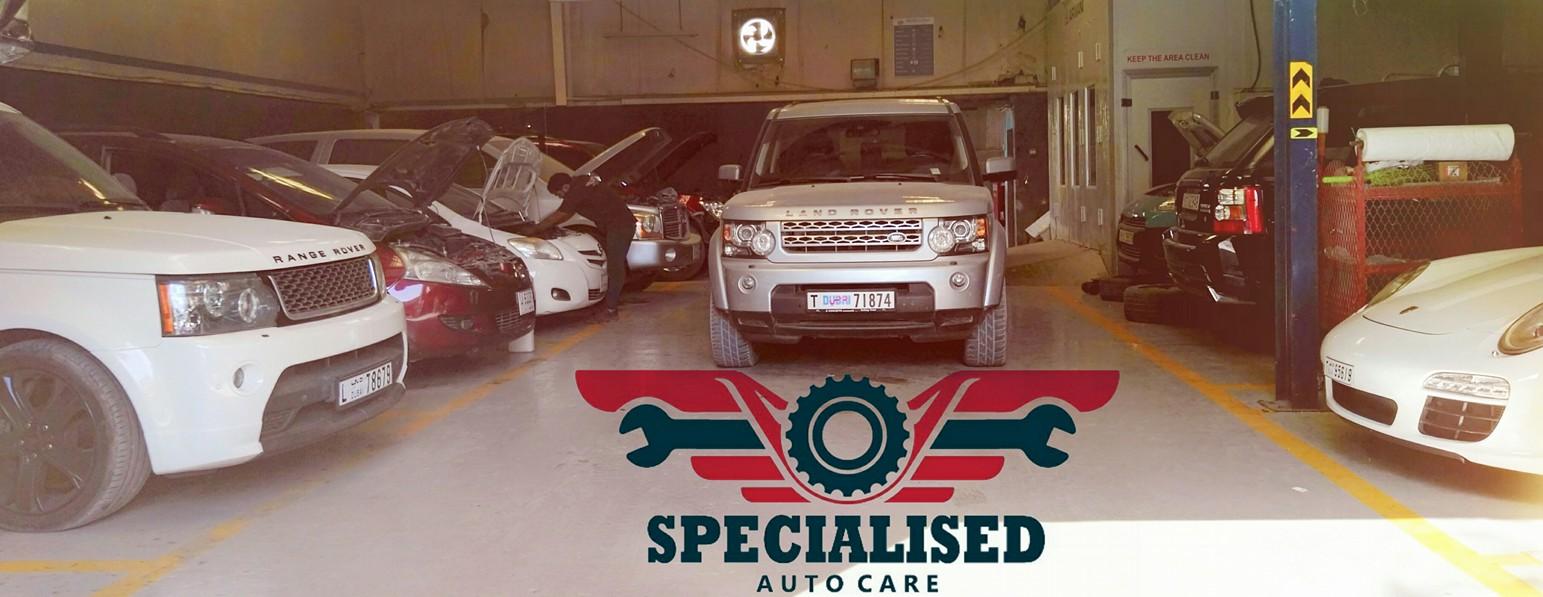 Specialized Auto Care