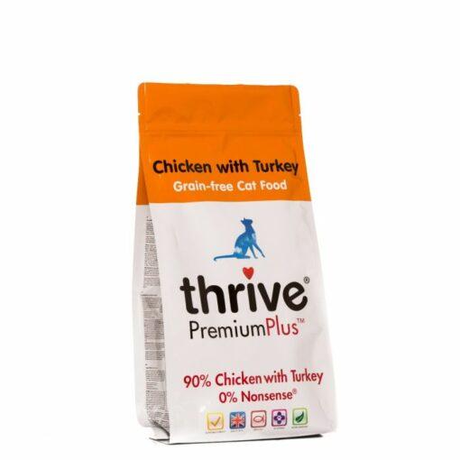 Thrive PremiumPlus Chicken With Turkey 1.5kg - Thrive - PremiumPlus Chicken With Turkey (1.5 kg)
