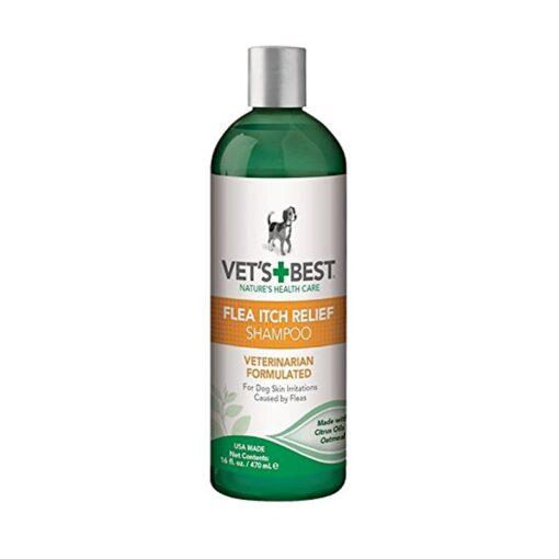 Vets Best Flea Itch Relief Shampoo 1 - Vet's Best - Flea Itch Relief Shampoo 16-oz